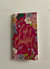 Life Is Beautiful Pocket Planner 2021-2022 Brand New