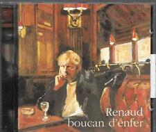 CD ALBUM 14 TITRES--RENAUD--BOUCAN D'ENFER--2002