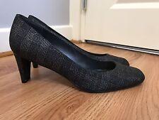 Nuevo Stuart Weitzman para Russell bromley cuadros Tribunal Zapatos UK 7.5