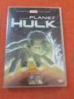 PLANET HULK   DVD NUOVO SIGILLATO