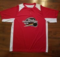 AUGUSTA SPORTSWEAR TRUE MANUFACTURING Since 1945 Soft RED Size L Shirt
