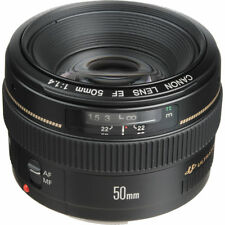 Canon Ef 50mm F/1.4 Usm Lens for Canon Slr Cameras