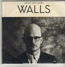 (BT761) Shout Out Louds, Walls - DJ CD