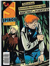 A10- Spirou N°2583 L'oeil du chasseur par Berthet et Foerster