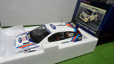 FORD FOCUS WRC #6 MARTINI RALLYE MONTE CARLO SAINZ 1/18 ACTION voiture miniature