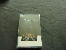 KAJAGOOGOO ISLANDS ULTRA RARE ORIGINAL 1984 NEW SEALED CASSETTE TAPE!