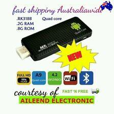 MK809III Android 4.4 Dongle TV Stick Mini PC Quad Core TV Media Player Bluetooth