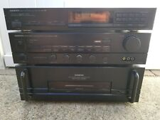 Onkyo T-4000, P-3200, and M-5200 Untested Powers On As-Is