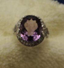 Amethyst-Silberring Ringgröße 17 (v.Juwelo)
