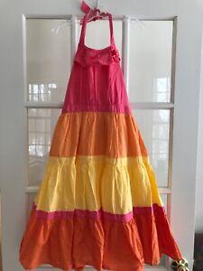 NWT Gymboree Girls Halter Sundress, Size 10