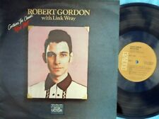 Robert Gordon with Link Wray OZ Reissue ST LP NM '77 RCA Rockabilly Revival