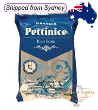Bakels Pettinice Blue Fondant 750g