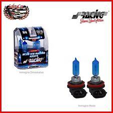 Kit 2 Lampade Simoni Racing Blue Ice Racing H11– Luce Bianco Ghiaccio 4200K