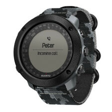 Suunto Men's Traverse Alpha Sports Watch - (Concrete) SS023446000