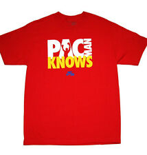 Nike Manny Pacquiao - PacMan Knows - Shirt Large