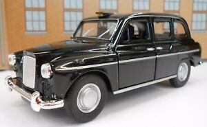LONDON TAXI BLACK CAB Model Toy Car boy dad girl CHRISTMAS present gift NEW!