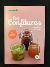 """Livre de recettes """"Les Confitures"""" THERMOMIX  NEUF"""