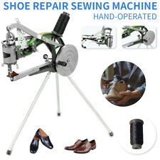 Manual Shoe Making Sewing Machine Shoes Leather Repair Equipment US Stock