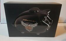 115th anniversary Harley Davidson Hog Mini bank NEW in Box.