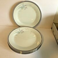 Noritake Malverne Malvern Dinner Plates Set of 5 Lovely