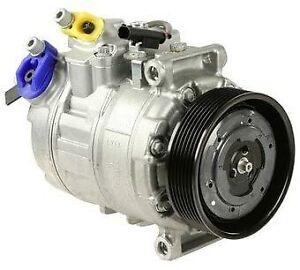 AC Compressor Fits BMW 1 135 335 X1 X3 Z4 Models OEM 7SEU17C CO7382