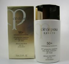Cle De Peau UV Protective Emulsion SPF 50 + For Body Very High Protection  75mL