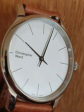Brand New Christopher Ward C5 Malvern 595 SAVE £155 OFF RRP with 5 Year G'tee