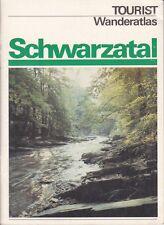 Turista wanderatlas Schwarzatal
