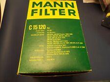 Air Filter C15-120 MANN-FILTER