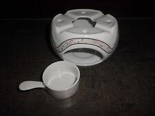 AK Kaiser  Domino Tivoli 1 Stövchen mit Teelichthalter Neuwertig