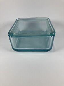 Wilhelm Wagenfeld Kubus Glass Box Bauhaus