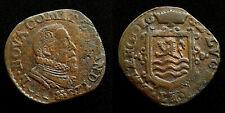 Netherlands / Zeeland - Kwart Stuiver of Oord 1642 Prins Maurits ~ CNM 2.49.103