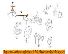 AUDI OEM 03-04 A6 Quattro-ABS Wheel Speed Sensor 4B0927807N