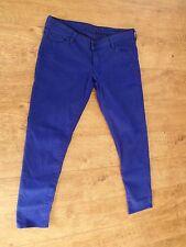 GUESS (pantalon en peau de pèche )Stretch /BEVERLY/30/ 40F PARFAIT ETAT- Skinny