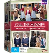 Call The Midwife Series : Seasons 1 - 6 : NEW DVD Box Set