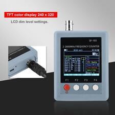 Frequenzmesser Frequenzzähler Tester LCD TFT Farbdisplay Frequenz Meter ✪