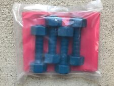 BOLT SET FOR : 2'' CLASS 150# FLANGE - 5/8-11 X 3 ¼ B7 TEFLON COATED - 4 PER SET