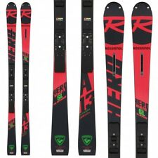 2019 Rossignol Athlete SL Pro 149 Jr Kids Slalom Race Skis W/Look SPX 10 Binding