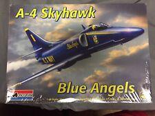 Revel Monogram A-4 Skyhawk Blue Angels 1:48 model kit - new in box