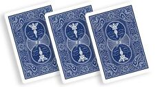 Magic | Card trick | Svengali Deck Mandolin Bicycle (Blue)
