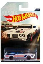 2017 Hot Wheels American Muscle #1 1970 Pontiac GTO