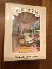 Vintage The Littlest Bear #7004 Grandmother Gund Nib