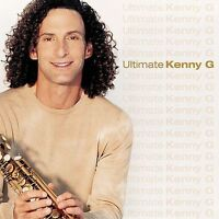 ULTIMATE KENNY G CD KENNY G NEW SEALED