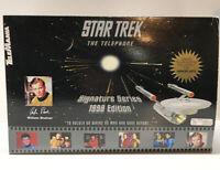 1998 Star Trek NCC-1701 USS Enterprise Telephone Limited TeleMania NIB Unused!