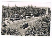 trapani animata filobus in primo piano anni 50