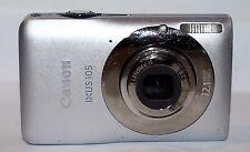 CANON IXUS 105 / PowerShot Digital ELPH SD1300 IS 12.1MP DIGITAL CAMERA - FAULTY