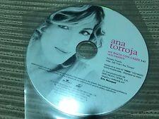 ANA TORROJA MECANO - ME BASTA CON CREER CD SINGLE PROMOCIONAL PICTURE DISC