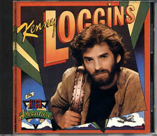 KENNY LOGGINS High Adventure JAPAN 1st Press CD 35DP-40