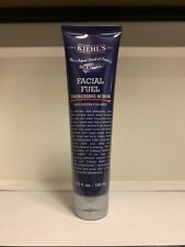 Kiehl's Facial Fuel Energizing Scrub - 5.0 oz/150ml - NEW