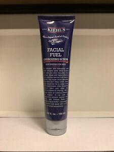 Kiehl's Facial Fuel Energizing Scrub - 5.0 oz/150ml - NEW